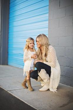Mommy and Me outfit: Mommy & Daughter Outfits, Mommy And Daughter Outfits, Mother Daughter Outfit, Matching Outfit, Mom Daughter Outfit, Mommy Daughter Outfit, Mommy And Daughter Matching, Mommy And Me Outfits Daughters, Crochet Cardigans