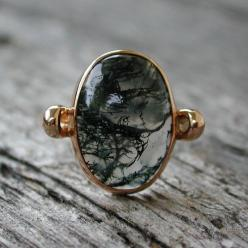 moss agate - it looks like creepy pretty tree branches: Style, Moss Agate, Agates, Mystical Moss, Jewelry, Rings, Accessories
