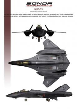 MSF-33 Multirole Stealth Fighter: Scifi Ships, Future Fighters, Deviantart Design, Msonda Deviantart Com, Msf 33, Stealth Fighter, Machine Vehicles Aircraft, 3D Models
