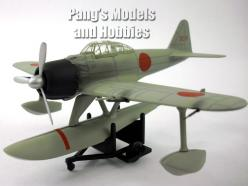 Nakajima A6M2-N Rufe (Zero sea plane) 1/72 Scale Diecast Metal Model by War Master: Rufe Zero, Scale Diecast, Sea, 1 72 Scale