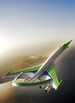 NASA/Lockheed Martin Supersonic Green Machine. A lot of design to stremline: Airplane Design, Supersonic Green, Martin Supersonic, Future Technology, Nasa Lockheed Martin, Future Planes, Green Machine, Sky Jets Planes