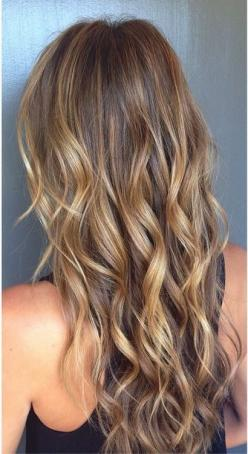 natural sunkissed highlights - blog for hair color ideas ... Salon Blu can help you achieve this look. Call us at 408.246.HAIR: Hairstyles, Hair Colors, Hair Styles, Haircolor, Sunkissed Highlights, Hair Colour, Sun Kissed