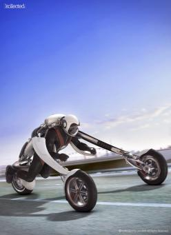 New Motorcycle Concept: Cars Motorcycles, Trike, Bikes, Vehicle, Machina, Motorcycle Concept, Behance Network, Deus Ex, Nick Kaloterakis