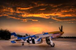 North American P-51 Mustang: Mustang Sunset, City Skyline Desert, Sunset Clouds, Desert From The Sky, Clouds Sunrise Sunset, Beautiful Sunset, Fighter, Photo, P 51 Sunset