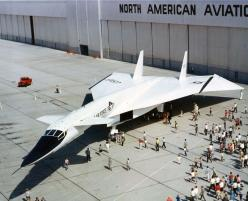 North American XB-70 Valkyrie On Display: North American, Airplanes, Bomber, Aviation Xb 70, Aircraft