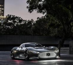 Now that's a sports car....Mercedes Benz GranTurismo concept: Mercedesbenz, Gran Turismo, Mercedes Benz Amg, Great Vision, Amg Vision, Dream Cars, Auto, Granturismo