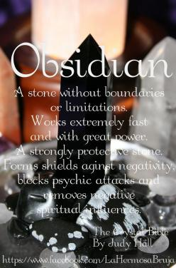 obsidian crystal healing | In #China? Try www.importedFun.com for award winning #kid's #science |: Healing Stones, Healing Crystals Stones, Stones Crystals, Crystal Healing, Crystals Gemstones, Obsidian Crystal, Chakra, Kid