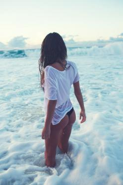 Ocean froth: Girls, Body, Sexy, Inspiration, Posts, Summer, Bikini, Beach Bum, Photo