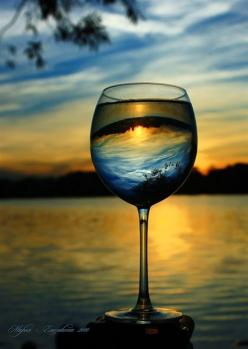 One of these a night is great for the heart, mind, body and soul!  What's your favorite thing to do to relax?: Picture, Photos, Idea, Glasses, Sunsets, Wine Glass, Art, Beautiful, Photography
