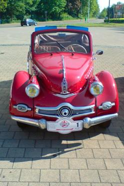 Panhard Dyna X86 Cabriolet: Panhard Cars, Classic Cars, French Cars, X86 1951