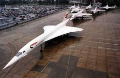 Perfect Parking - Concorde Formation Flight Photos — Civil Aviation Forum | Airliners.net: Civil Aviation, Airways Concordes, Airplanes Helicopters, British Airways, Rare Photos, Airplanes Airports