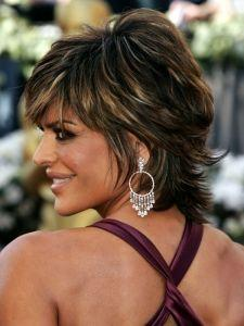 Pictures : Lisa Rinna - Lisa Rinna Short Shag Hairstyle  (I am thinking on this one) She looks lovely with this hair style.: Shag Haircut, Haircuts, Shag Hairstyles, Hair Styles, Hair Cuts, Google Search, Short Hairstyles, Additional Breast