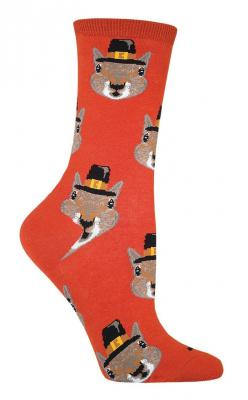 Pilgrim Squirrels Socks: Squirrel Wearing, Squirrel Mafia, Squirrels Socks, Pilgrim Squirrels, Squirrel Stuff, Squirrel Socks, Holiday Socks