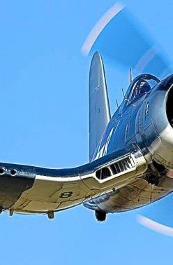 pinterest.com/fra411 #planes -vintage - Vought F4U Corsair: Fighter Planes Jets, Airplanes Rockets, Wwii Planes, Corsair Airplane, F4U Corsair, Vought F4U, Jet Fighter
