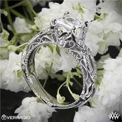 Platinum Verragio Pave Twist Diamond Engagement Ring: Vintage Ring, Dream Ring, Wedding Ideas, Diamond, Engagementrings, Dream Wedding, Wedding Rings, Engagement Rings