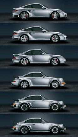 Porsche 911 Turbo: evolution: 911 Turbo, Porsche 911, Cars, Dream Cars, Evolution, Porsche911