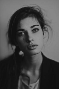 Portrait of a girl...very dark and grey like an old fashioned portrait, but her eyes still gleam. Photo credit?: Faces, Girl, Inspiration, Beauty, Portraits, Photo, Beautiful Face