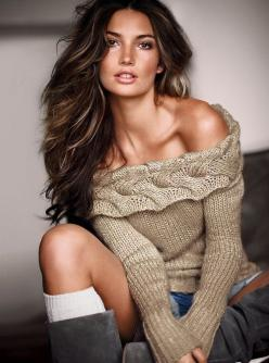 pretty: Sweaters, Fashion, Hairstyles, Clothes, Makeup, Beautiful, Hair Style, Beauty, Hair Color