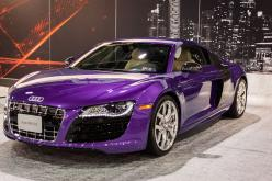 Purple Audi r8! I literally just died! <3: Purple Cars, Audi R8, Favorite Color, Purple Passion, Dream Cars, Purple Audi, Things Purple, Purple Things