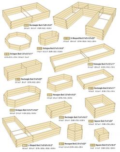 Raised beds can come in all shapes and sizes. love this site! so many great ways of creating a beautiful flower bed... or veggi garden =): Bed Shape, Idea, Garden Design, Bed Layout, Raised Beds, Raised Garden Bed, Raisedbed, Vegetable Garden