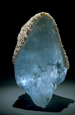 Rare naturally blue Topaz with Lepidolite ~ among other properties, Topaz brings joy, generosity, abundance and good health. It is known as a stone of love and good fortune.: Blue Topaz, Yellow Brown Topaz, Rocks Minerals, Crystals Minerals, Crystals Rock