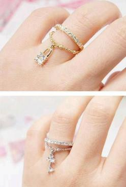 Rings design: really nice and unique !! - Save 50% - 90% on Special Deals at http://www.ilovesavingcash.com: Fashion, Style, Jewellery, Rings, Jewelry, Things, Accessories
