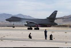 Rockwell B-1B Lancer aircraft picture: Aviation Photos, Military Aircraft, B1B Launch, Airplanes, Aircraft Picture