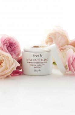 Roses are red, violets are blue, this mask will hydrate and tone your complexion too.: Roses Are Red, Skincare, Facemasks, Skin Care, Faces, Fresh Rose Face Mask, Face Masks, Face Mask I