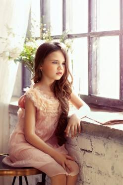 Russian child model Diana Pentovich. Russian girls. Russian beauty. Summer collection. Kids photography.: Girl, Window, Kid Model, Kids Fashion, Beautiful Children, Baby, Photo