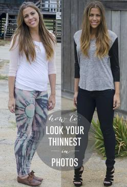 Seriously so helpful!!: Look Thin In Photo, How To Look Thinner In Photos, Photo Poses, Photo Tips, Photography Tips, Look Thinner In Pictures, Best Photography Camera, Thin Hair Tip