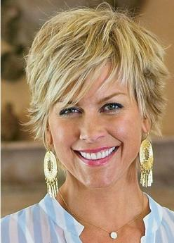 Short hair style. Sassy & cute: Spiky Hairstyles For Women, Short Haircuts, Hair Cuts, I Love This Hairstyle, Cute Shorts, Hair Styles For Short Hair, 2015 Short Hairstyles, 2015 Hairstyles Short, Messy Short Hairstyles