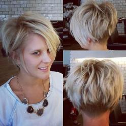 Short hairstyles for women are incredibly popular now and although we may have forgotten short haircuts for a few years, it's time to take advantage of their incredible benefits again! First of all, short hairstyles don't have 'bad hair' days and you neve