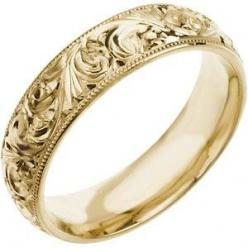 since i'm not a huge fan of diamonds I'll take this in silver!: Gold Wedding Bands, 14K Yellow, Wedding Ideas, Weddings, Wedding Rings, Gold Band