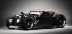 Sleek roadster: Mustang, Sweet, Slammed Car, Cars, Ratrod, Hotrods, Custom