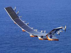 Solar-powered planes | Fitted with newer high efficiency solar cells and other improvements ...: Helios Solar, Solar Powered Plane, Solar Airplanes, Solar Panels, Nasa S Helios, Powered Aircraft, Solar Energy