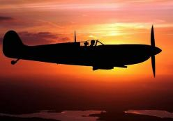 Spitfire, thing of beauty!: Aviation, Wwii, Sunsets, Aircraft, Spitfire Sunset, Supermarine Spitfire, Planes, Warbird