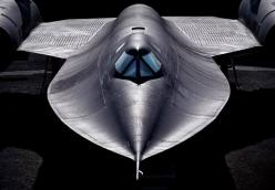 Spy vs Spy / no longer an offence to snap such an image , as the Blackbird spy plane is redundant due to 24/7 satellite technology with added benefit of ultra HD / this however / although designed in the late 60's - remains the fastest plane ( new cla