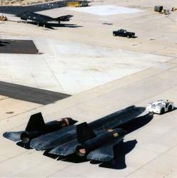 SR-71 with F-117A in background: Sr 71 Blackbird, Fly, Aircraft, Rare Photos, Military