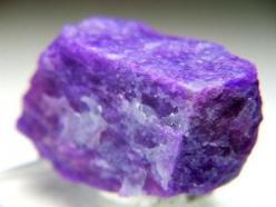 Sugilite the strongest stones to wear to give protection from negative entities, and its energy helps to remove negative attachments.  There are many other excellent qualities that this stone brings to you as well. As it is a violet flame crystal... it is