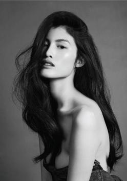 Sui He is a Chinese fashion model notable for being the first Asian face of Shiseido, first Asian model to open a Ralph Lauren runway show and the second model of Chinese descent to walk in the Victoria's Secret Fashion Show: Models, Face, Fashion, As