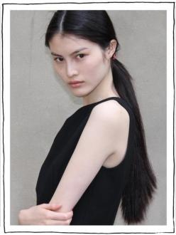 Sui He Sui He is a Chinese fashion model notable for being the first Asian face of Shiseido, first Asian model to open a Ralph Lauren runway show and the second model of Chinese descent to walk in the Victoria's Secret Fashion Show.: Asian Models, Fas