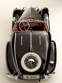 The 10-Million-Dollar Mercedes - 1936 Mercedes-Benz Von Krieger 540K Special Roadster and a story to tell.: 540K Special, 1936 Mercedes Benz, Classic Cars, Mercedes Benz 540K, Krieger 540K, Auto, Special Roadster