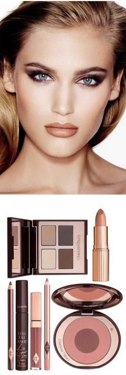 The 'Sophisticate' Palette by Charlotte Tilbury http://rstyle.me/n/pxt3znyg6 #coupon code nicesup123 gets 25% off at Provestra.com Skinception.com: Colorful Eye Makeup, Makeup Palette, Beautiful Eyes Lips Nails, Bridal Makeup Contouring, Makeup Ey