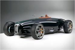 The Bentley Barnato Roadster is a concept designed by Ben Knapp Voith while attending an 8-month design internship at Bentley.: Cars, Roadster Concept