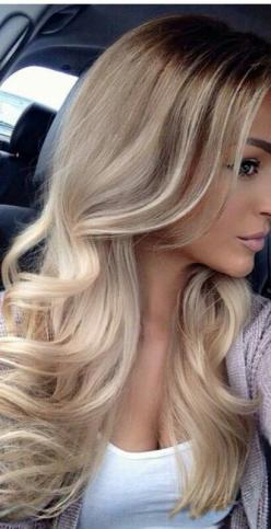 The Fantastic Pack Of Makeup Tips For Blondes: Hair Ideas, Makeup For Blonde, Hair Colors, Hairstyles, Blonde Color, Hair Styles, Haircolor, Blonde Hair, Hair Colour