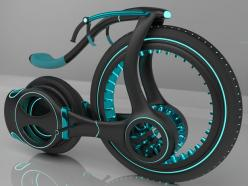 The Hybrid Bike by Hasan David Dal: Bicycles, David Dal, Hasan David, Bikes, Cars, Wheels, Electric Bike, Hybrid Bike