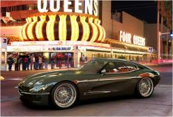 The Jaguar E-Type´s 50th anniversary is in 2011, and many still admire the stunning lines of the car. Swedish design firm Visualtech, is one of those admirers and decided to create an E-Type for the 21st century. The tribute, called the Growler 2011 Conce
