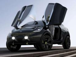 The Kia Niro Concept is Designed to Battle the Nissan Juke #Cars #Automobiles: Niro Concept, Conceptcars, Cars, Vehicle, Concept Cars, Kianiro, Frankfurt
