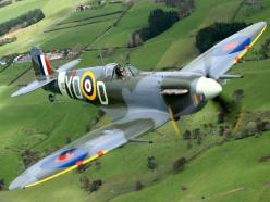 The Spitfire.   Never in the field of human conflict was so much owed by so many to so few. Sir winston Churchill: Field, Aircraft Planes, Aviones Planes, Wwii, Supermarine Spitfire, Britain