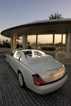 The world most exclusive Open Top Luxury Sallon: The Maybach Landaulet: Maybach Landaulet, Rides, Style, Luxury Cars, Dream Cars, Vroom Vroom, Auto